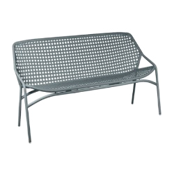 Croisette 2seater bench